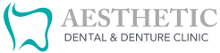 Aesthetic Dental & Denture Clinic Logo
