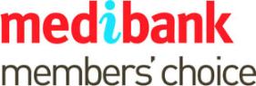medibank-logo at Aesthetic Dental and Denture Clinic