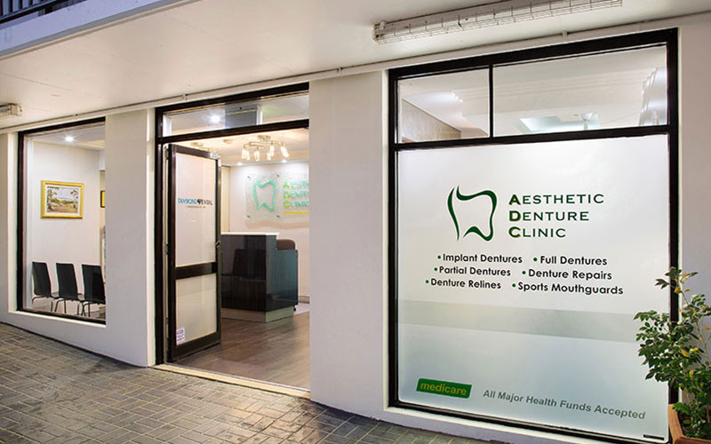 Aesthetic Dental and Denture Clinic Outside Image