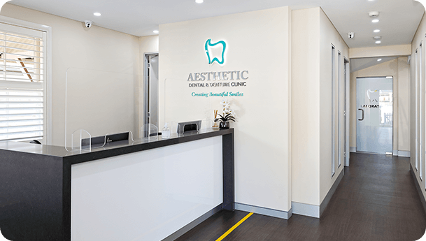 Contact Aesthetic Dental and Denture Clinic