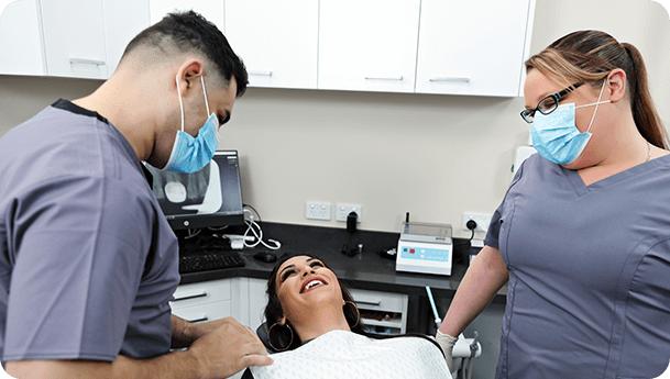 Aesthetic Dental and Denture Clinic Leadership