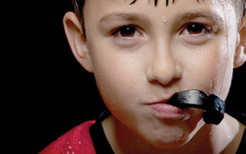 mouthguard-kid - Aesthetic Dental and Denture Clinic