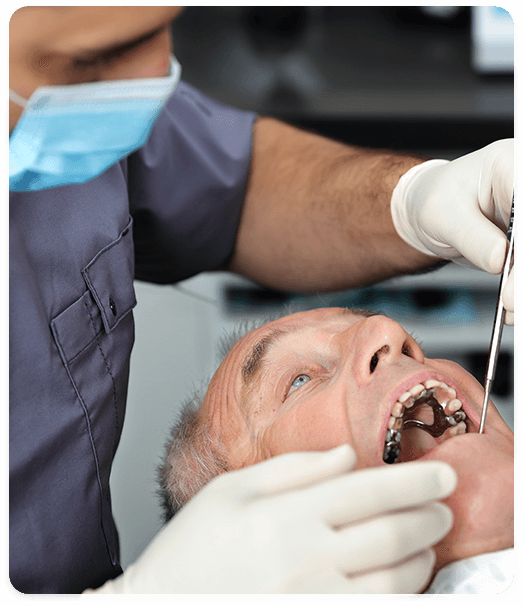 Aesthetic Dental and Denture Clinic Patient